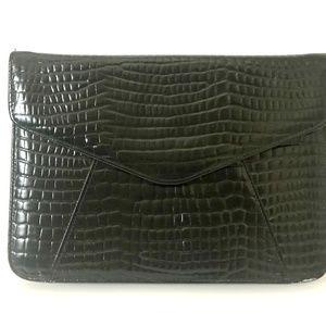 ORVIS Clutch Black Vintage